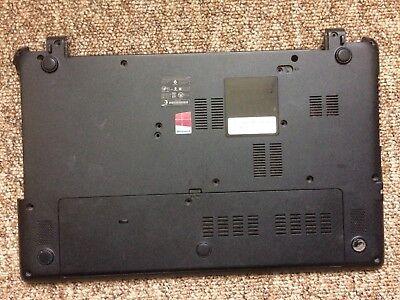 Acer Aspire E1-510p bottom case with speakers and ram/hdd cover. segunda mano  Embacar hacia Mexico