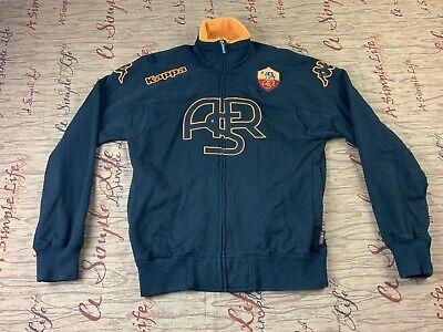 Vintage Kappa AS Roma ASR Track Jacket Size Small