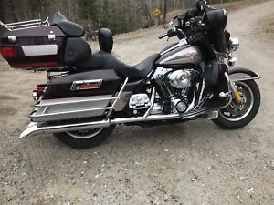 2007 Harley ultra classic excellent condition