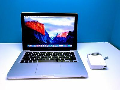 "APPLE MACBOOK 13"" PRE-RETINA / 2.0GHz Intel / OS-2017 / MASSIVE 1TB / WARRANTY"