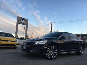 2017 Volkswagen Passat 1.8 TSI Highline