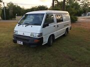 2003 Mitsubishi Express van Richlands Brisbane South West Preview