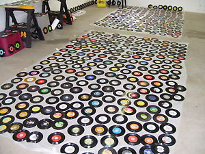 45 RMP Vinyl Records, New Old Stock,  495  Records