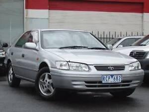 2001 Toyota Camry Intrigue Sedan ** LOW KMS ** $4,450 DRIVE AWAY Footscray Maribyrnong Area Preview