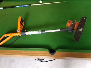 Electric whipper snipper edger Huskisson Shoalhaven Area Preview