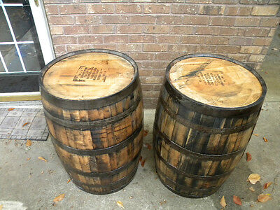 Whiskey  / Bourbon / Wine Barrel White Oak Authentic Whiskey Barrels  for sale  Holland