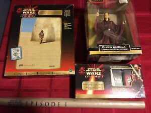 Star Wars The Phantom Menace Collectibles