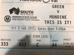 Danny Green v Anthony Mundine Fight East Victoria Park Victoria Park Area Preview