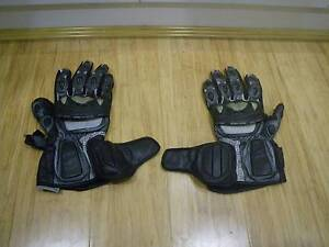 SCHOELLER KEPROTEC ARMOURED PADDED MOTORCYCLE GLOVES L-XL SIZE Malvern East Stonnington Area Preview