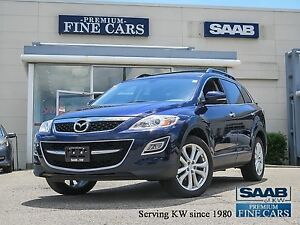 2012 Mazda CX-9  GT AWD  Navigation 7 Passenger LIke New!