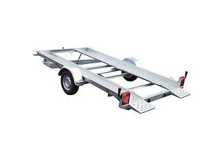 Lider 1300kg Braked Single Axle Car Transporter Trailer only £1595.00