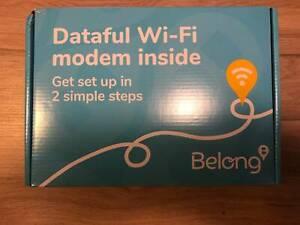 Modem Router – Belong Sagemcom 4353 ADSL/NBN