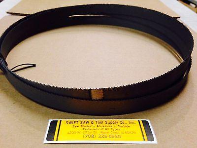 93 79 X 34 X .035 X 1014t Cobalt Bimetal Band Saw Blade Disston Usa
