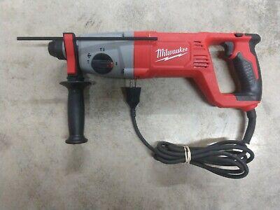Milwaukee 1 Sds-plus Rotary Hammer Model 5262-21