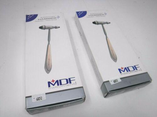 2 Pack MDF Tromner MDF55511 Neurological Reflex Hammer *BRAND NEW*