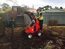 Dingo with operator - levelling tight access St Marys Mitcham Area Preview
