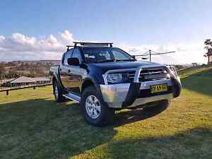2013 Mitsubishi Triton Muswellbrook Muswellbrook Area Preview