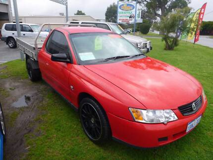 2004 Holden Commodore Ute VY II I TONNER MINT CONDITION !! East Rockingham Rockingham Area Preview