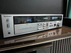 Vintage TECHNICS high quality Tape deck. South Brisbane Brisbane South West Preview