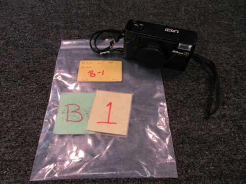 Nikon Vintage 35mm Film Camera AutoFocus