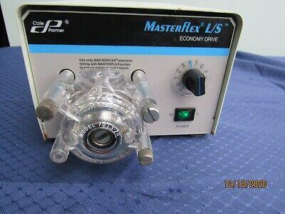 Cole-parmer Masterflex Ls 7554-90 Peristaltic Pump Pump Head Works Great