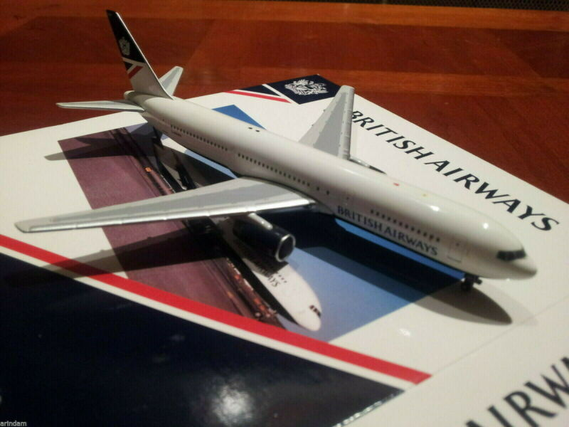 BigBird400 British Airways B 767-336ER 1:400 BB4-2004-46 Interim Landor G-BNWH