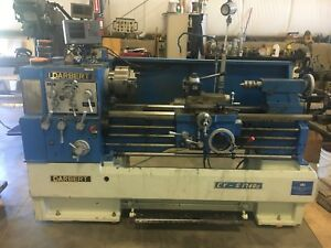 Darbert Gap Bed Metal Lathe w/ Digital Read Out