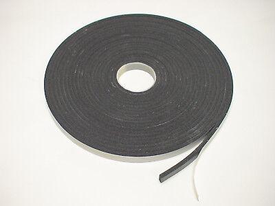 1Rolle 10mx10mmx4mm Dämmband Isolierband Vorlegeband