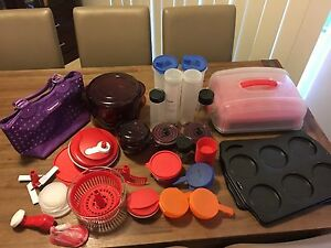 Tupperware and containers Nollamara Stirling Area Preview