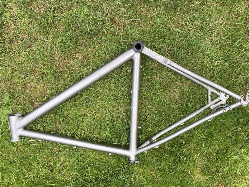 Lynskey Titanium Cooper CX Frame
