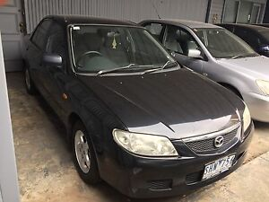 2003 Mazda 323 Sedan Brunswick Moreland Area Preview