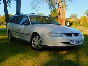2000 Holden Commodore EXECUTIVE ** AUTOMATIC WAGON ONE OWNER ** Rockingham Rockingham Area Preview