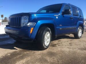 2010 North Edition Jeep Liberty