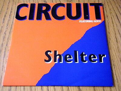Circuit   Shelter  7  Vinyl Ps