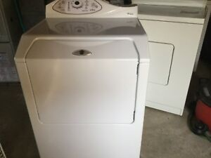 Maytag Neptune heavy duty large capacity dryer