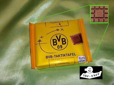 Ritter Sport BVB 09 DORTMUND TAKTIKTAFEL taktik tafel borussia 1909
