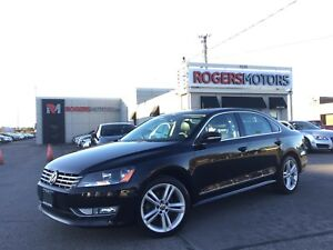2013 Volkswagen Passat TDI - LEATHER - SUNROOF - HTD SEATS