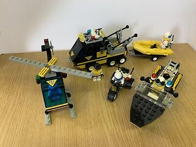 Lego 6479 Res-Q Incomplete Set Vehicles And Mini Figures Only for sale  Shipping to Nigeria