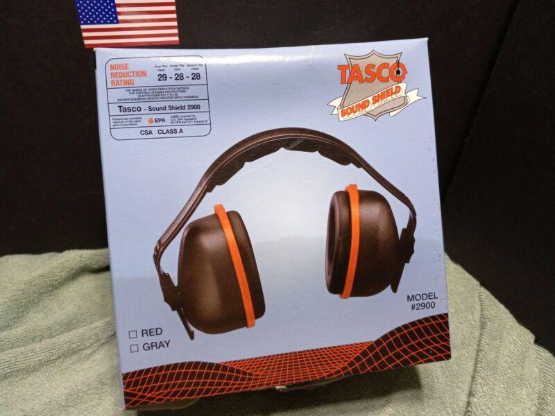 Tasco USA Sound Shield Hearing Protection Ear Protector Muffs Aircraft Tools