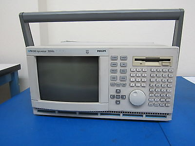 Philips Fluke Pm 358590 200mhz Logic Analyzer