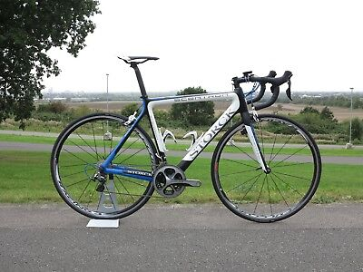 Storck Scentron G2 55cm Carbon Road Bike Dura Ace 9000 With Fulcrum Racing 3.5