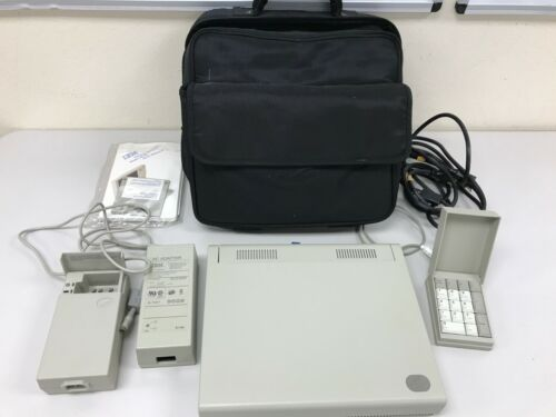 IBM L40SX PS/2 Laptop Tested, Working & Clean w/ Extras, hard drive works