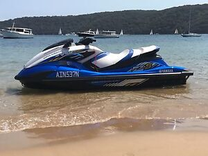 Yamaha 2016 FSZ SVHO Jet Ski for sale - $18,500. Coogee Eastern Suburbs Preview
