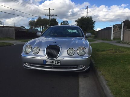 2001 Jaguar S Type Sedan Cranbourne North Casey Area Preview