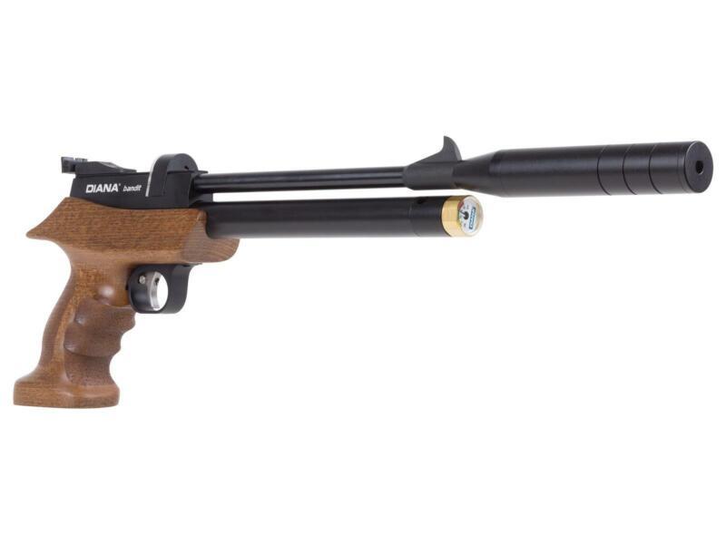 Diana Bandit PCP Air Pistol 0.22 Cal 630 Fps Precharged Pneumatic