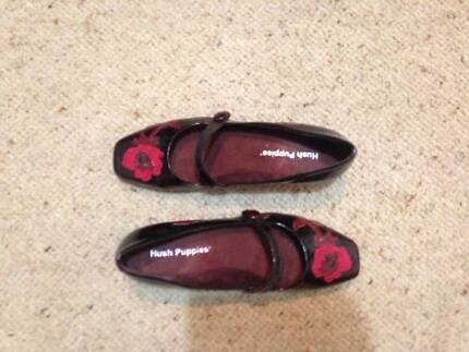 Size 38 Hush Puppies Dress Shoes Dangarsleigh Armidale City Preview