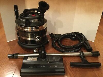 FILTER QUEEN MAJESTIC VACUUM CLEANER. HARDLY USED