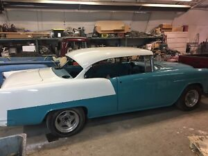 WANTED 1955 Chevy Parts