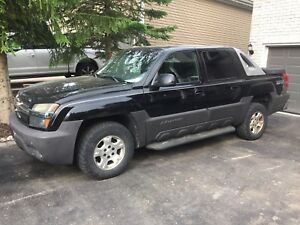 2004 Chevrolet Avalanche NEGOTIABLE