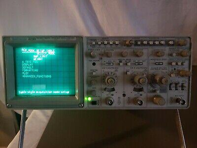 Tektronix 2230 100mhz Digital Oscilloscope Calibrated Dec. 2017